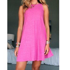 Pink Mini Dress - Old Navy